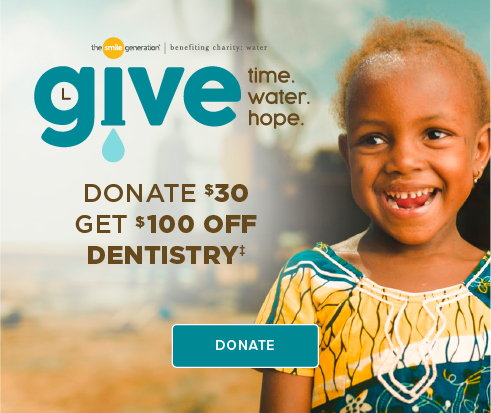 Donate $30, Get $100 Off Dentistry - Erie Modern Dentistry